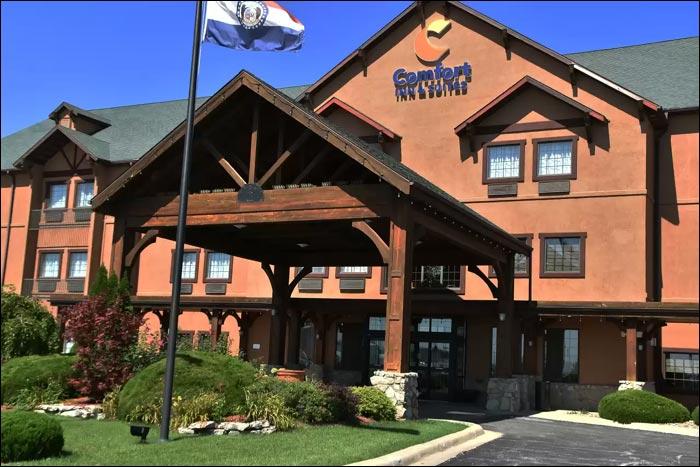 Comfort Inn (Macon, MO)