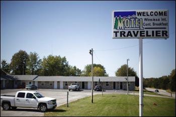 Travelier Motel (Macon, MO)