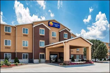 Comfort Inn (Moberly, MO)