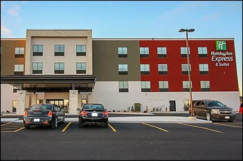 Holiday Inn Express & Suites (Kirksville, MO)